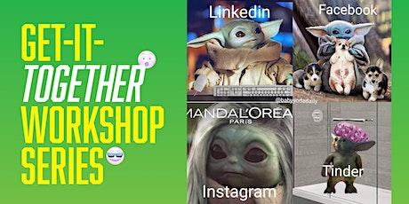 Advanced Digital Marketing+Social Media Strategies for Artists/Freelancers tickets