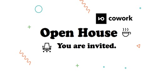 Coffee & Coworking - Cowork Open House tickets