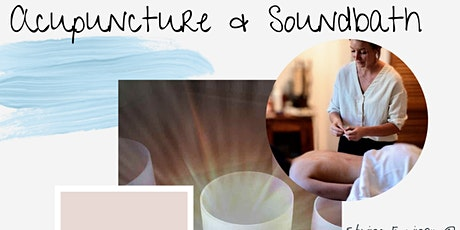 Acupuncture and Soundbath - Spring Equinox @ Yintuitive Health tickets