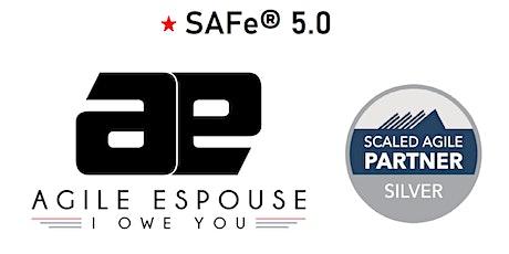 Leading SAFe® - SAFe® Agilist, SA 5 - Certification Workshop, ONLINE (India Time) tickets