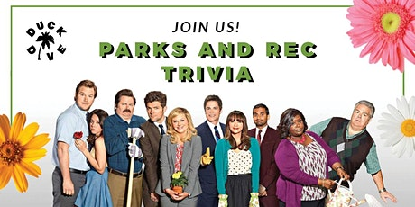 Parks & Rec Trivia Night at The Duck Dive tickets