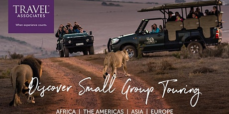 Discover Small Group Touring tickets