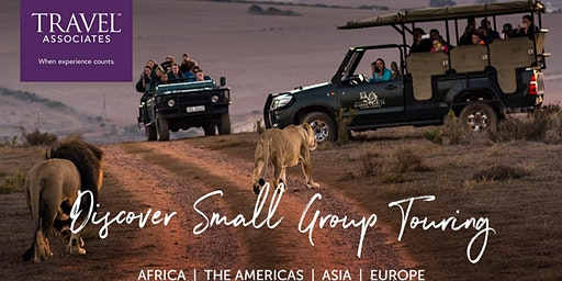 Discover Small Group Touring