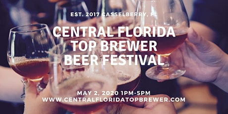 Central Florida Top Brewer Beer Festival 2020 tickets