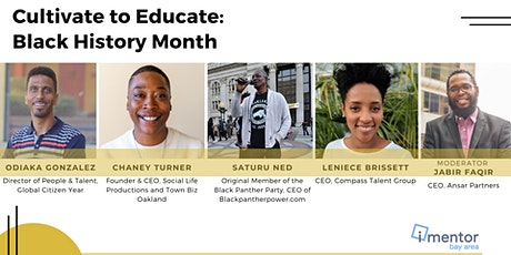 Cultivate to Educate: A Celebration of Black Leadership tickets