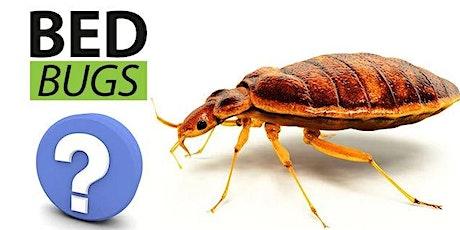 SFAA's Bed Bug Class tickets