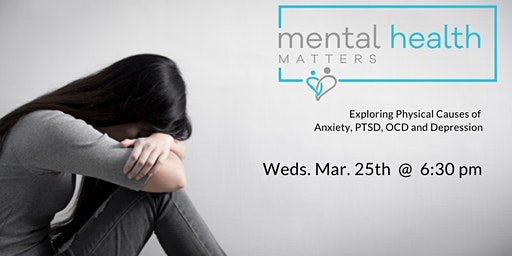 Unraveling Emotional & Mental Illness: Exploring How Biology Impacts Anxiety, OCD, PTSD and More