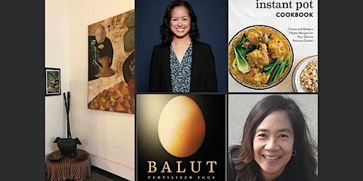 Ang Artisanang Filipino: Culinary Talk & Cordillera Exhibit