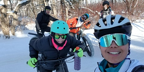 Fat Bike Tour in YEG River Valley! tickets