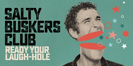 SALTY Buskers Club tickets