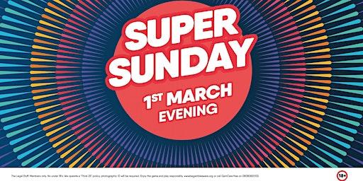 Super Sunday march