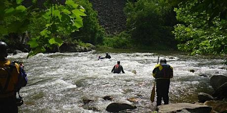 L4 Swift Water Rescue Class,  Tuckaseegee  River tickets