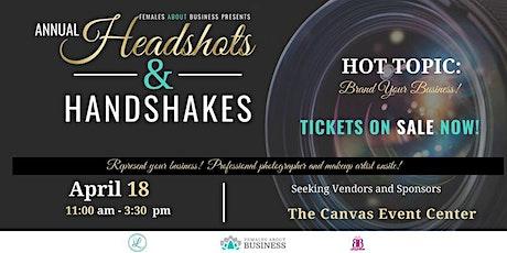 Annual Headshots & Handshakes (Birmingham Chapter) tickets