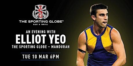 An Evening with Elliot Yeo - Mandurah tickets