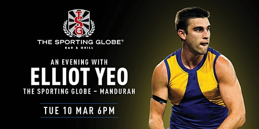 An Evening with Elliot Yeo - Mandurah