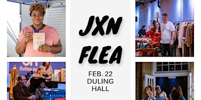 JXN Flea Market in Fondren | February Flea