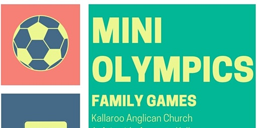 Mini Olympics Family Games