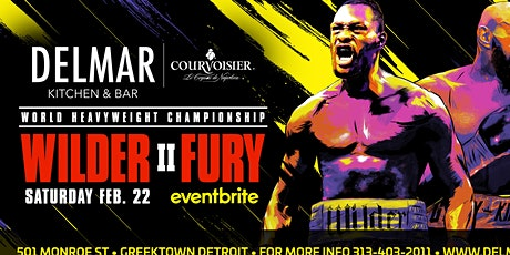 Wilder vs. Fury II at Delmar tickets