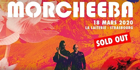 Morcheeba . Strasbourg . LA Laiterie . mars 2020 tickets