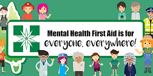Mental Health First Aid Accredited Course 12/13 March