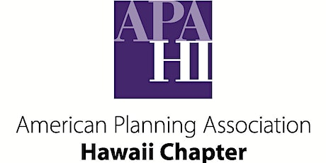 APA-HI Lunch Talk:  Wildfire Resilience in Hawai'i tickets