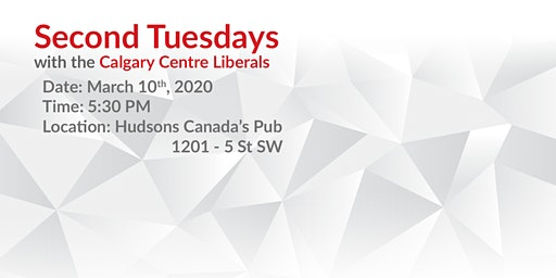 Second Tuesdays with the Liberals