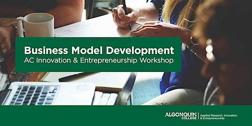 Algonquin College - IEC: Business Model Development