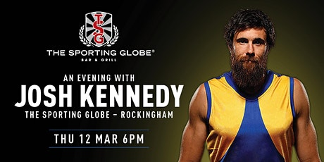 An Evening with Josh Kennedy - Rockingham tickets