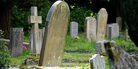 FAMILY HISTORY | Tour Two Unique Cemeteries in Richmond tickets