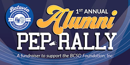 BCSD Foundation's 1st Annual Alumni Pep Rally