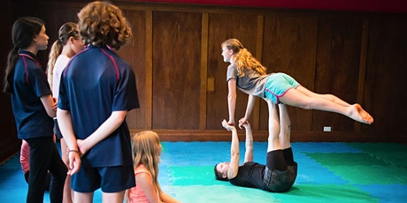 Girl Powered Circus Workshops - Melton tickets