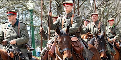 Rockford Great War WWI Re-enactment April 2020