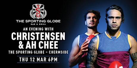 An Evening with Brisbane Lions, Christensen & Ah Chee tickets