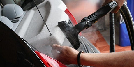 Sydney Car Steam Vapour Workshop - Dryer and Faster Automotive Cleaning tickets