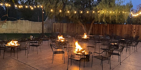Fire Pit Friday With Alberston Duo tickets