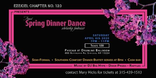 Ezekiel Chapter Spring Dinner Dance Scholarship Fundraiser