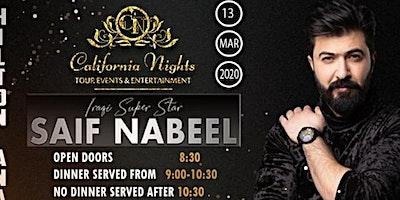 Saif Nabeel Live in Anaheim