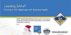 """Curso """"Leading SAFe"""" con certificación como SAFe..."""