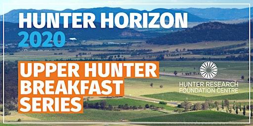 Upper Hunter Breakfast Series - 1 Apr 2020