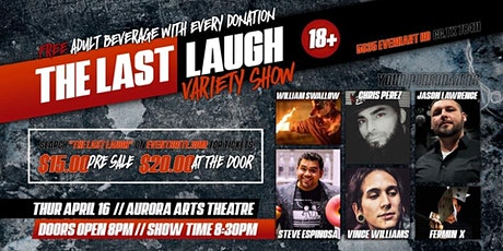 The Last Laugh Variety Show tickets