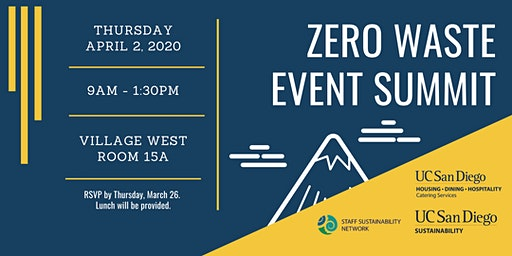 Zero Waste Event Summit