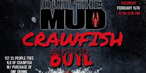 Out of the Mud Crawfish Boil