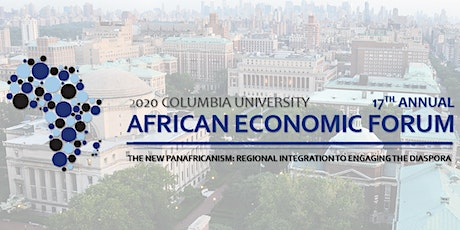 African Economic Forum 2020 tickets