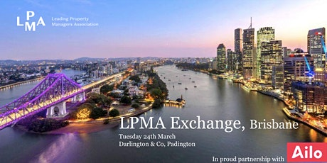 LPMA Exchange, Brisbane tickets