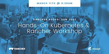 Rancher Rodeo San Jose tickets