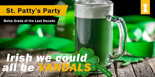 Boise GOLD St. Patty's Day Party 2020