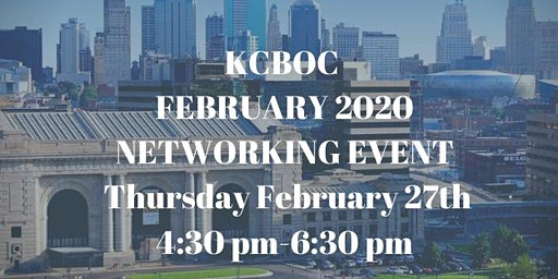 KC Business Owners Networking Event February 2020