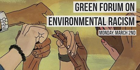 Environmental Racism tickets