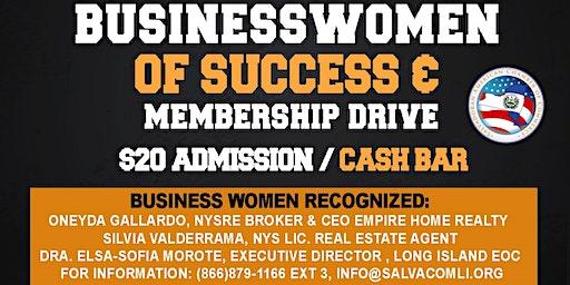 Business Women of Success & Membership Drive