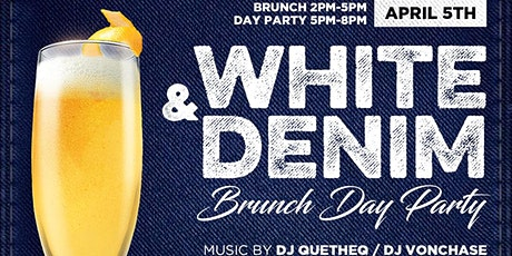 White & Denim 2 tickets